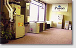 Image Of Showroom For HVAC Livonia, MI -  D & G Heating & Cooling, Inc.