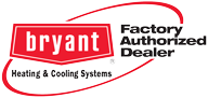 Bryant Heating & Cooling Systems Factory authorized Dealer